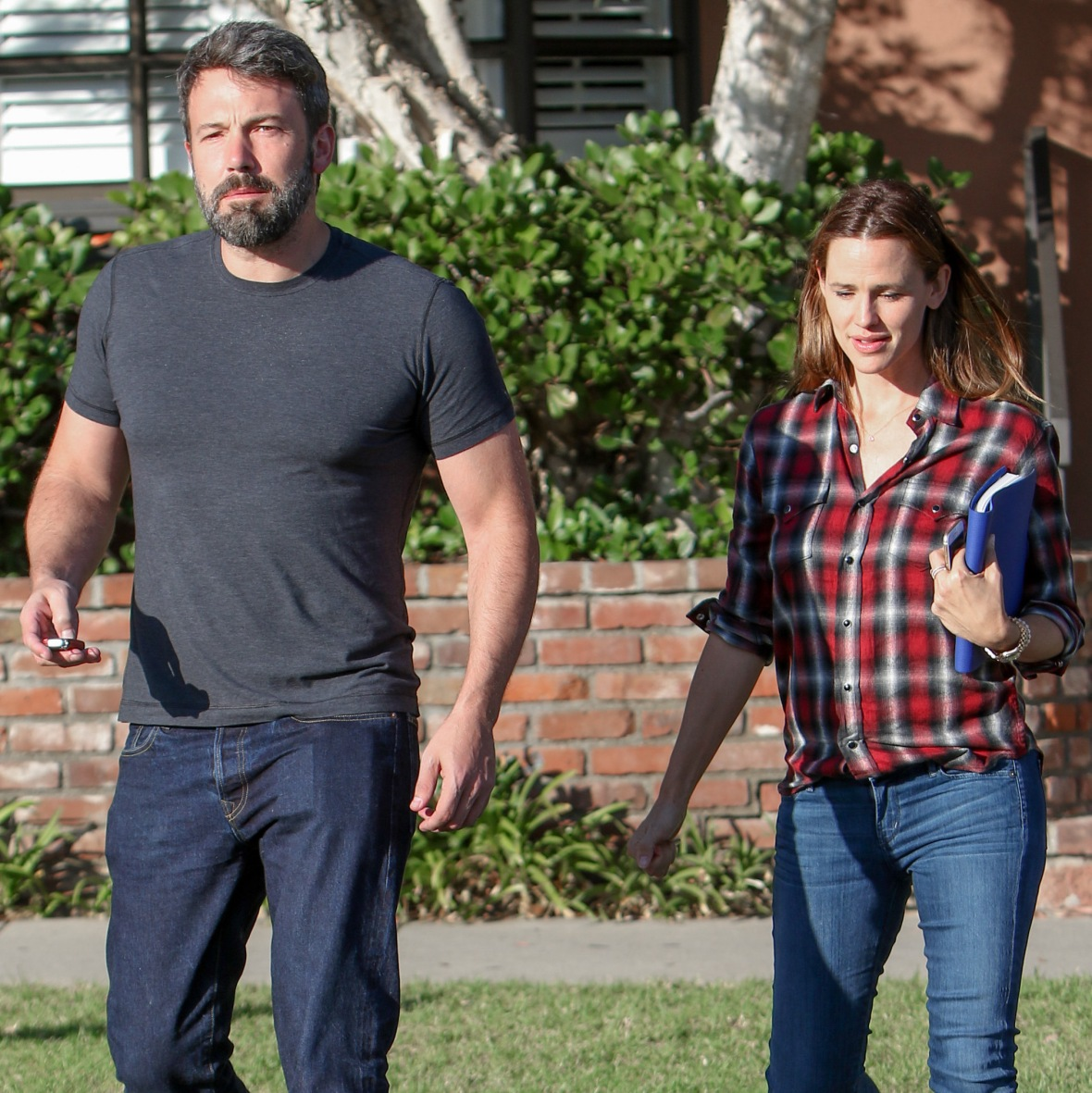 jennifer garner ben affleck getty images