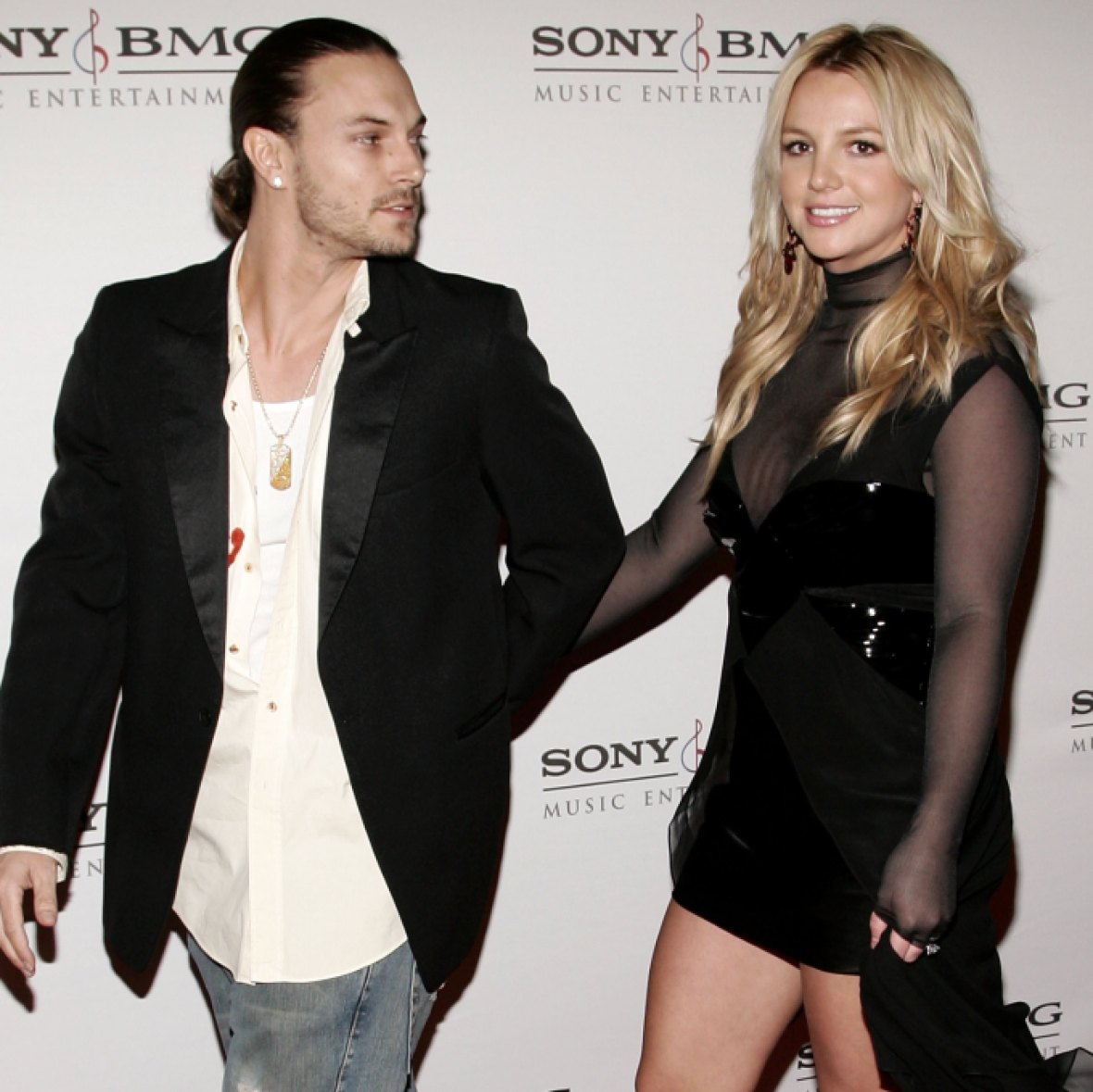 britney spears kevin federline 2006 getty images