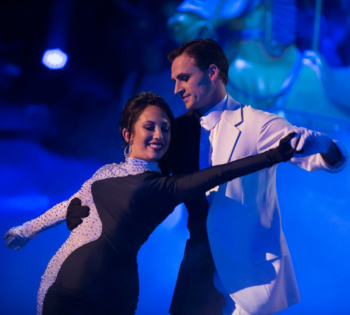 cheryl burke dwts getty images