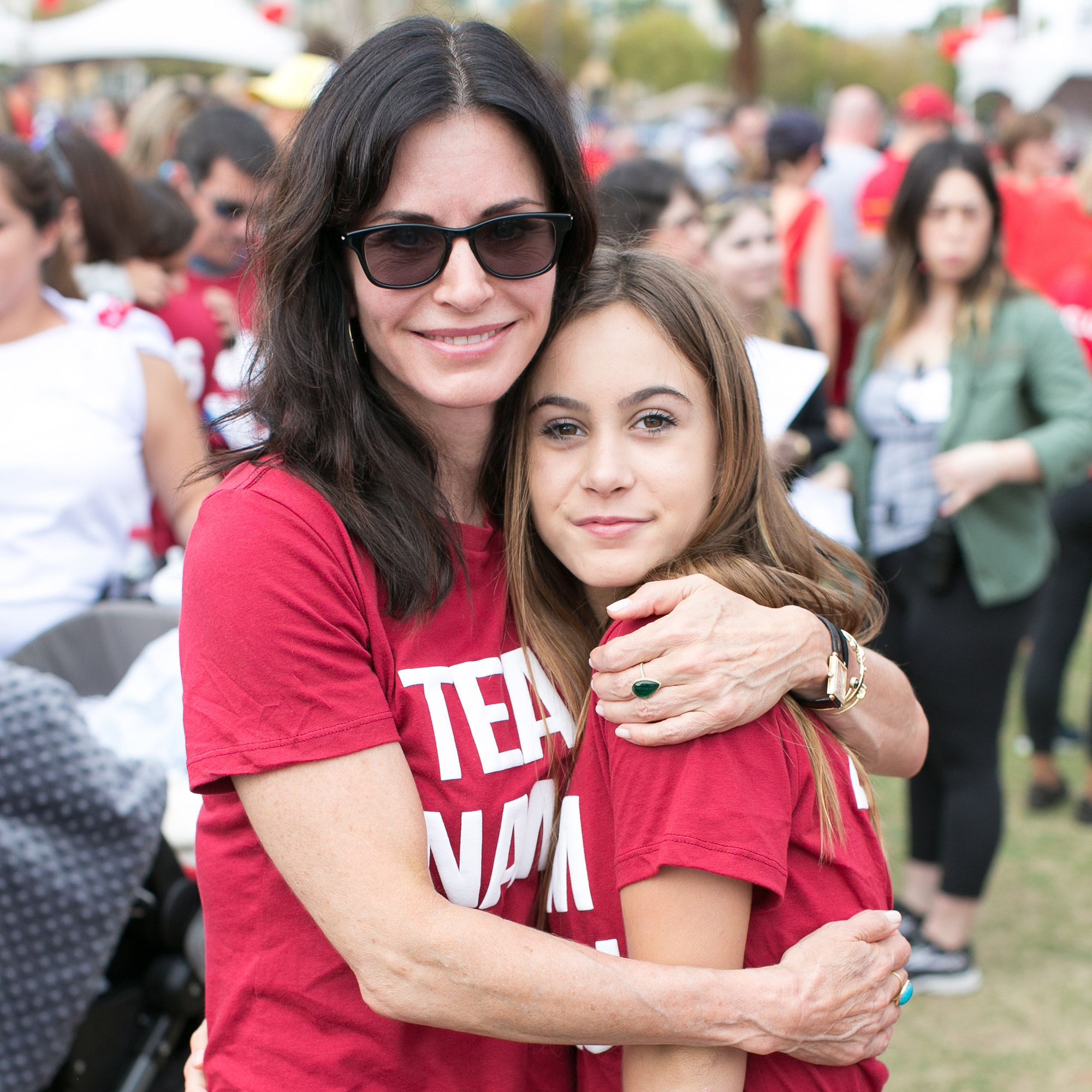 Courteney Cox's Daughter Coco Appears in a Music Video ...