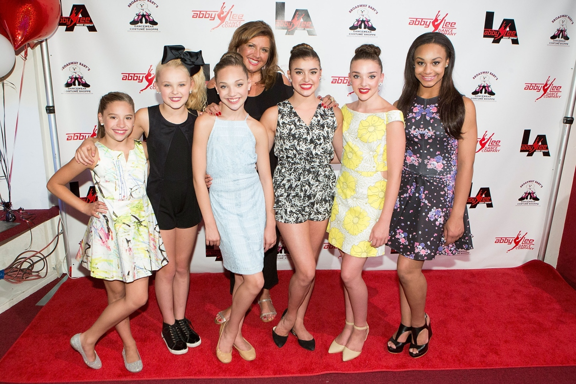 dance moms getty images