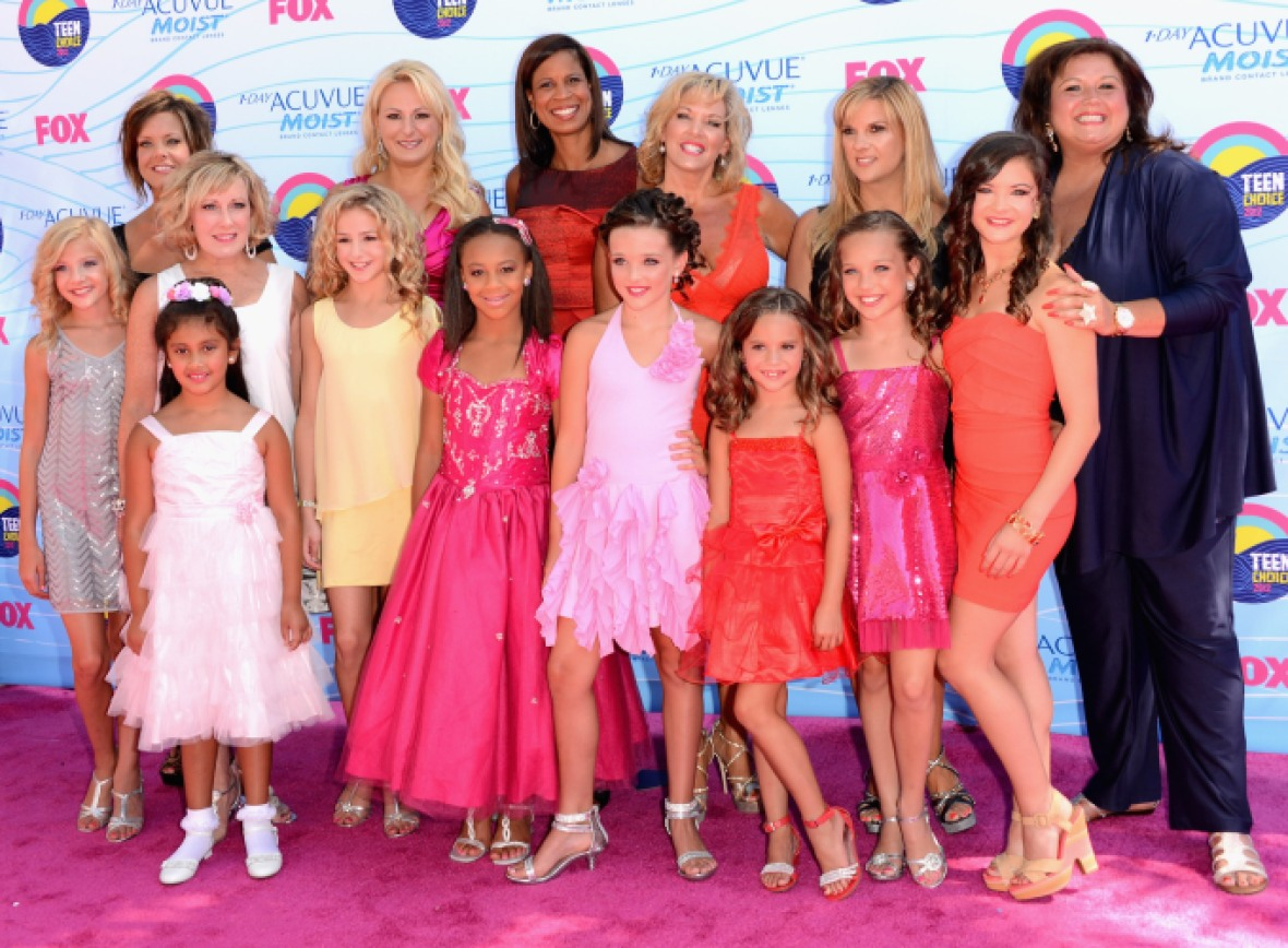 dance moms ogs abby lee miller getty images