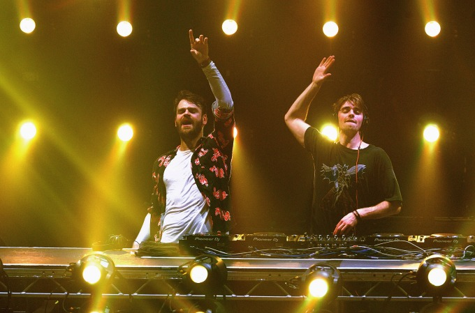 chainsmokers getty