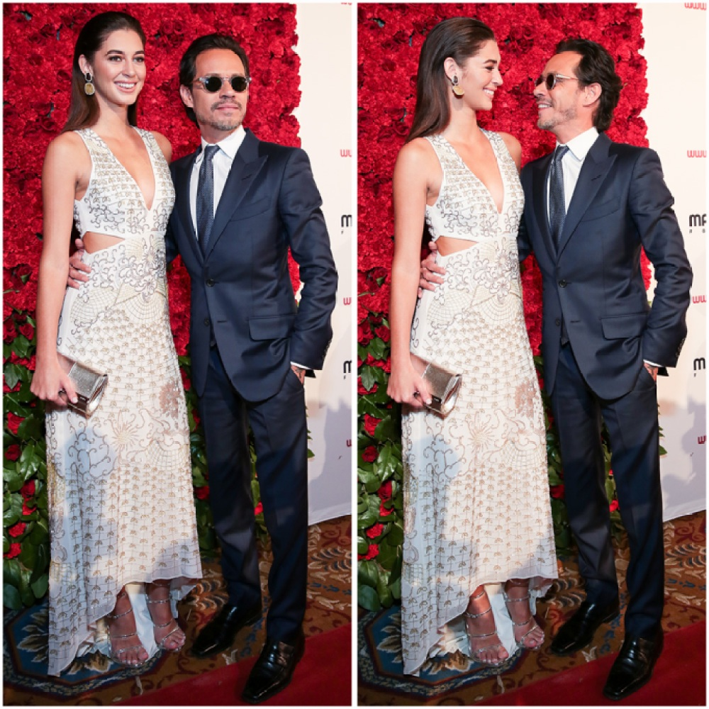 marc anthony mariana downing getty images
