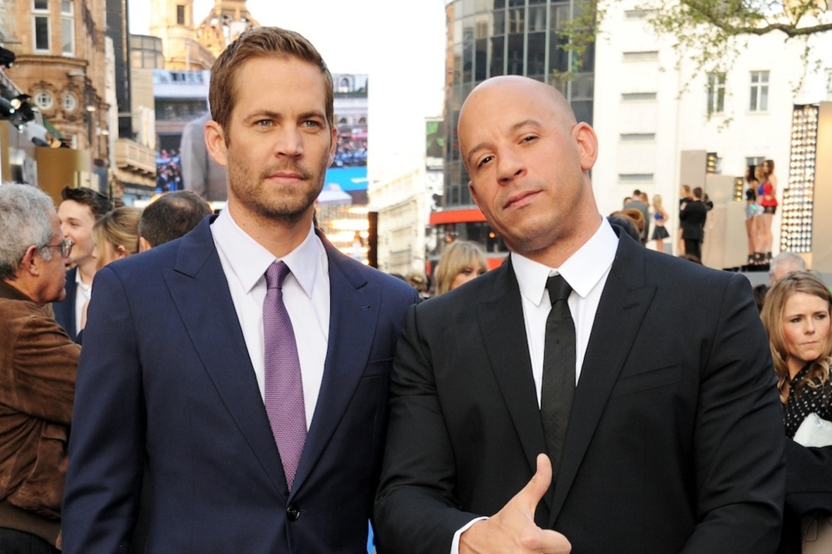 paul walker vin diesel