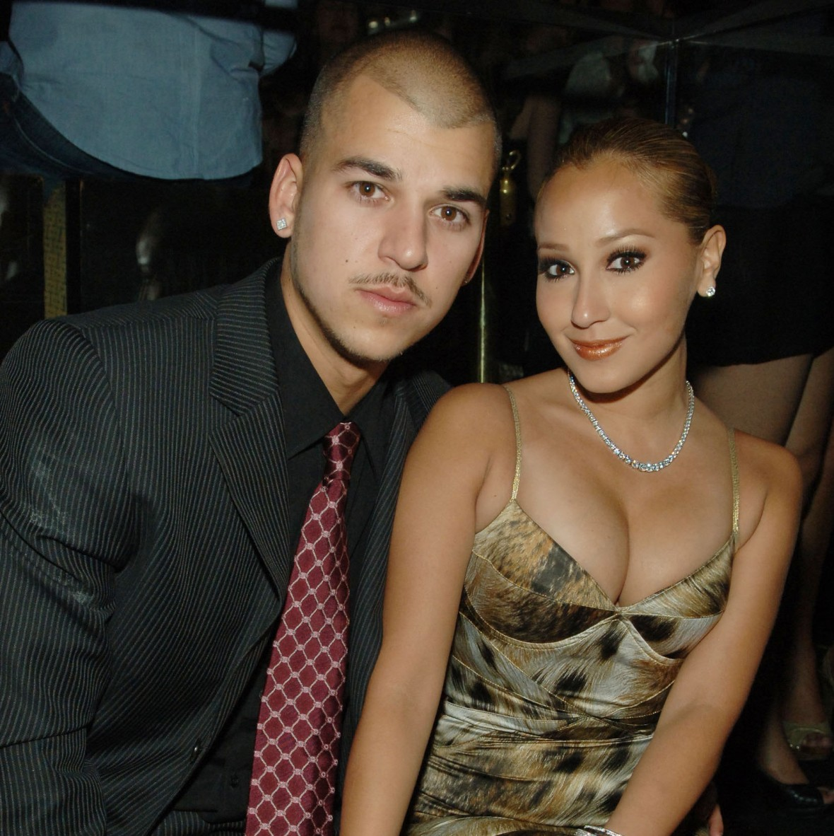 Why Did Rob Kardashian and Adrienne Bailon Break Up? We've Got the