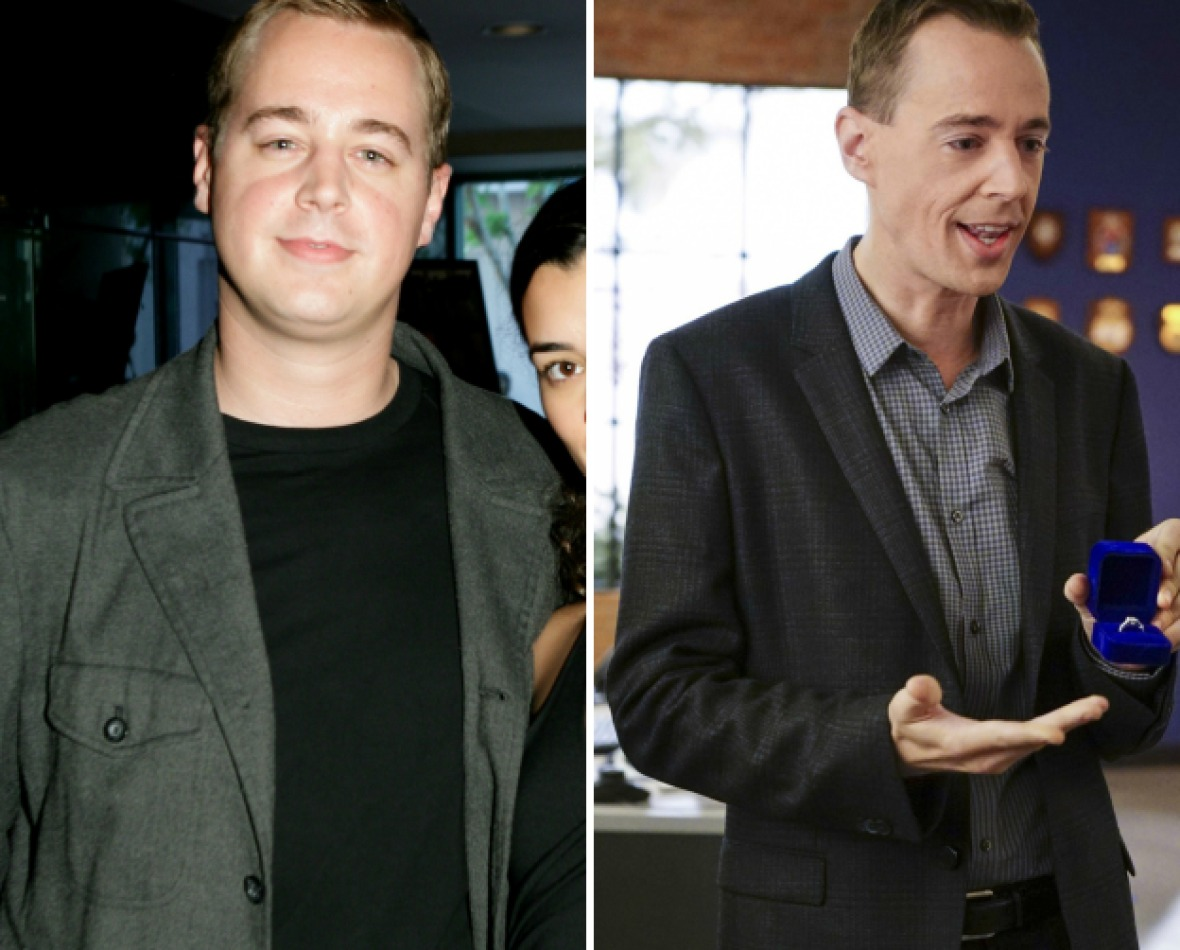 sean murray weight loss