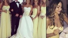 sofia-vergara-bridesmaid