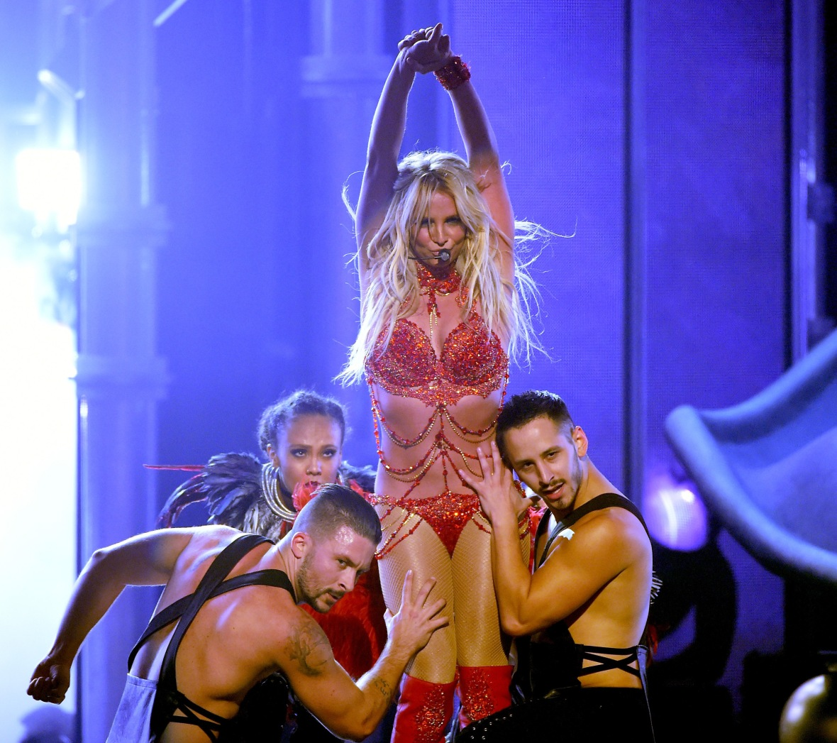 britney spears getty images