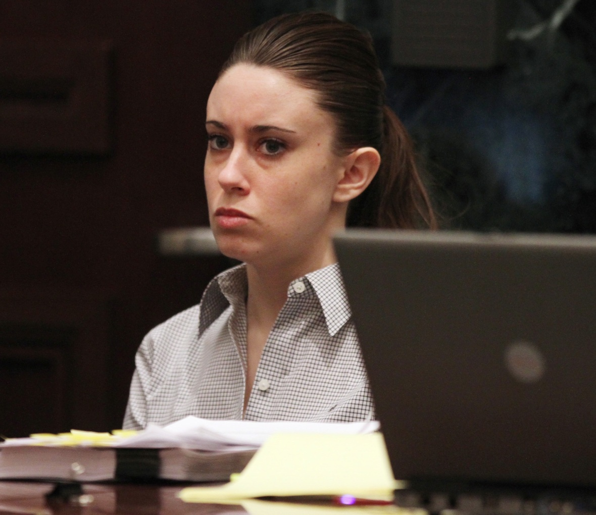 casey anthony getty images