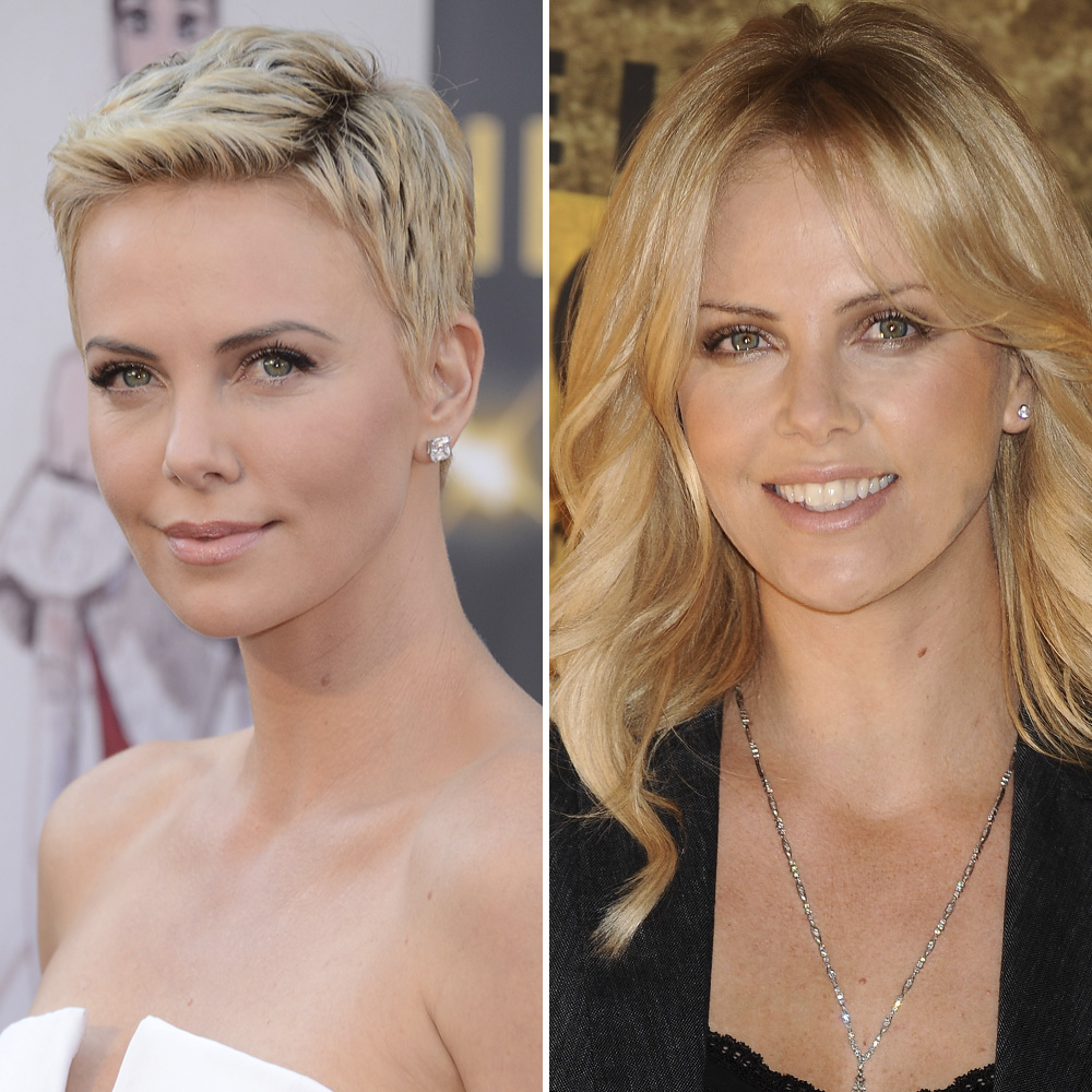 Pamela Anderson Rids Of Pixie Channels Former Self With Trademark Long Locks Life Style