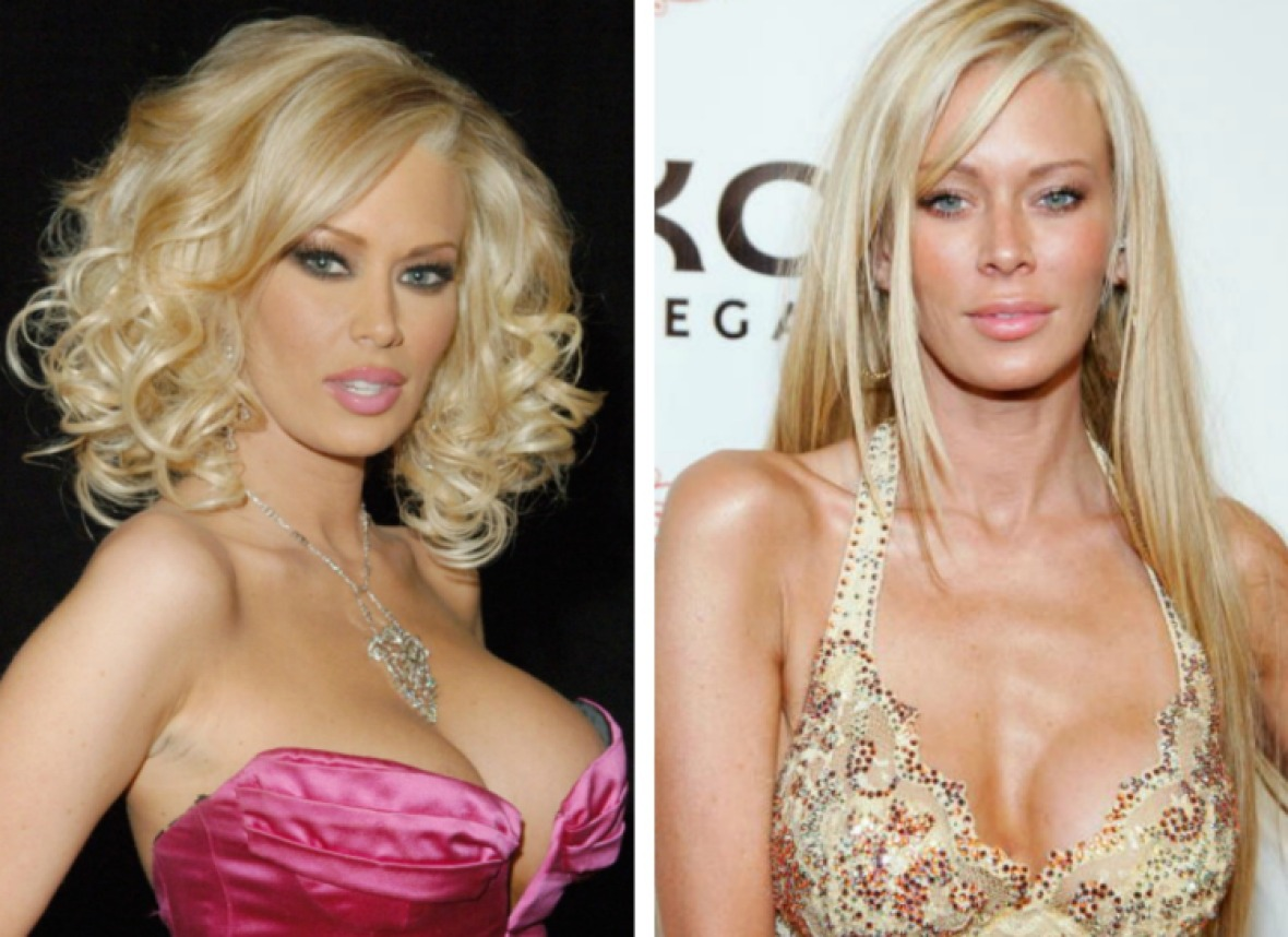 jenna jameson then and now