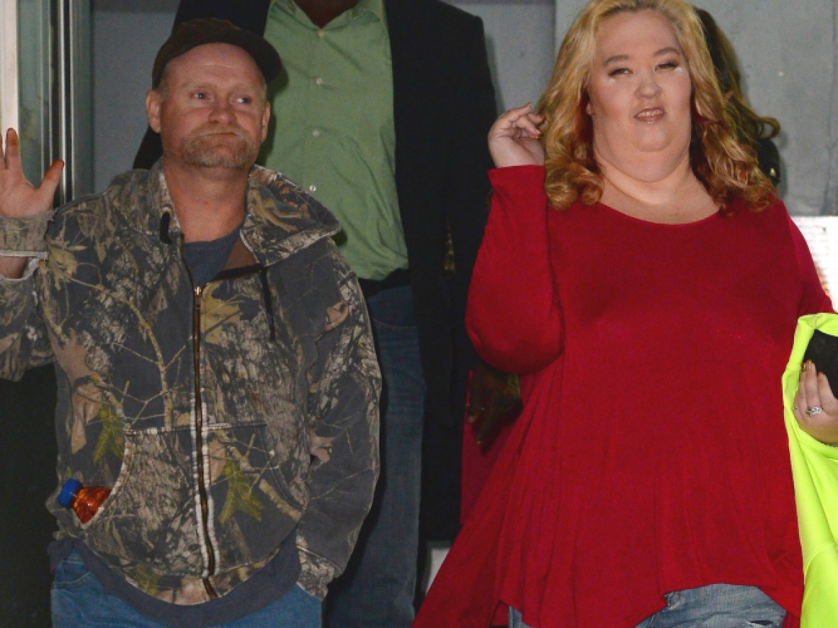 mama june and sugar bear getty