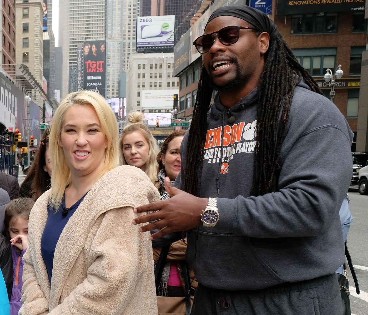 mama june kenya crooks getty images