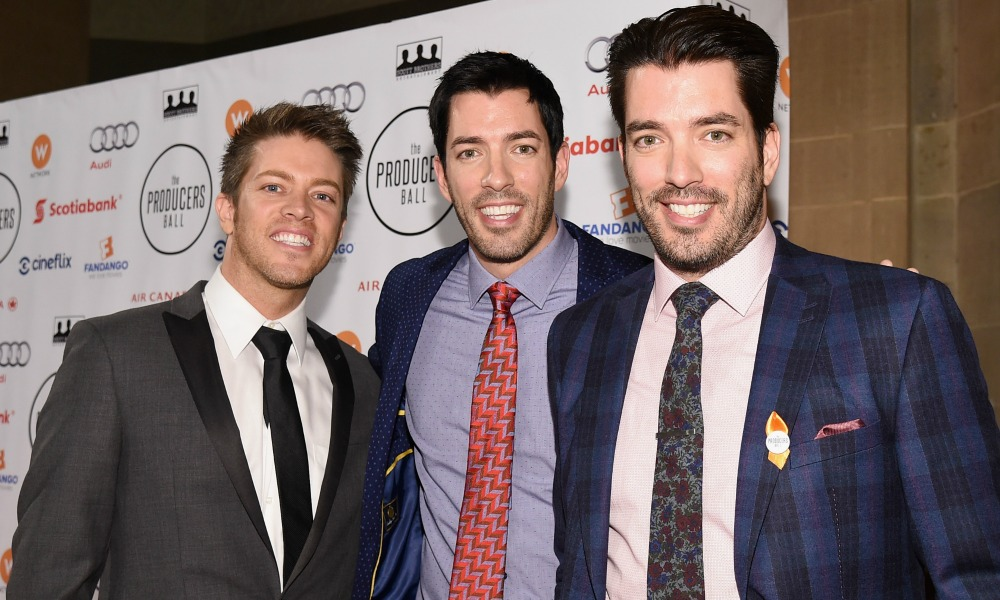 The Property Brothers Have A Third Brother And He S Celebrity Impersonator