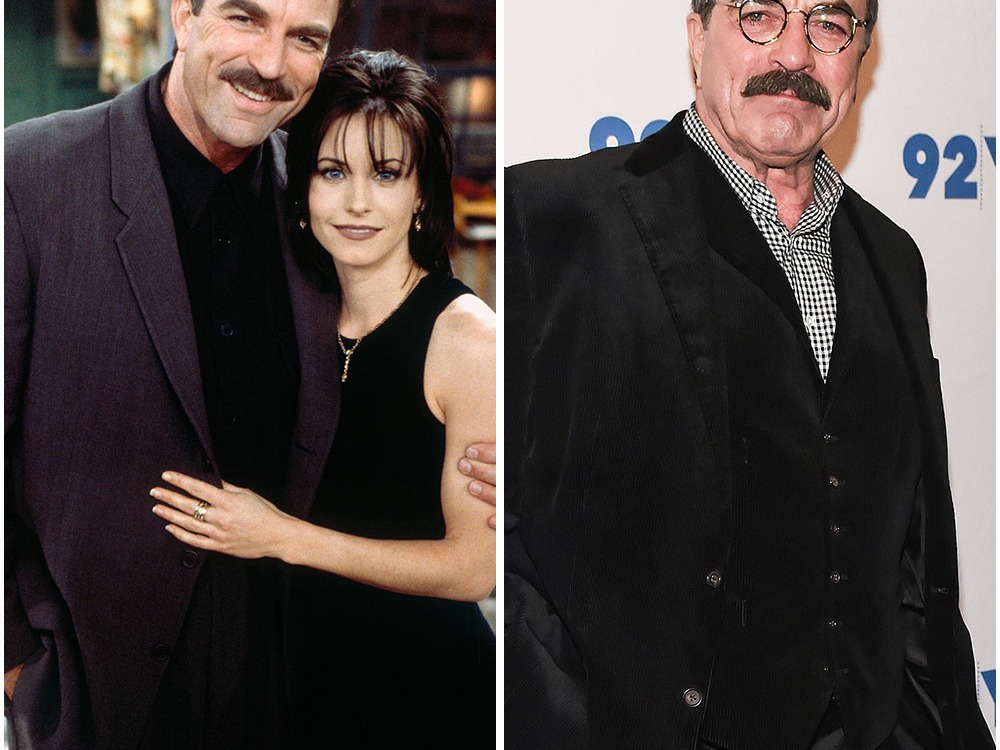 See What the Exes From Friends Look Like Now!