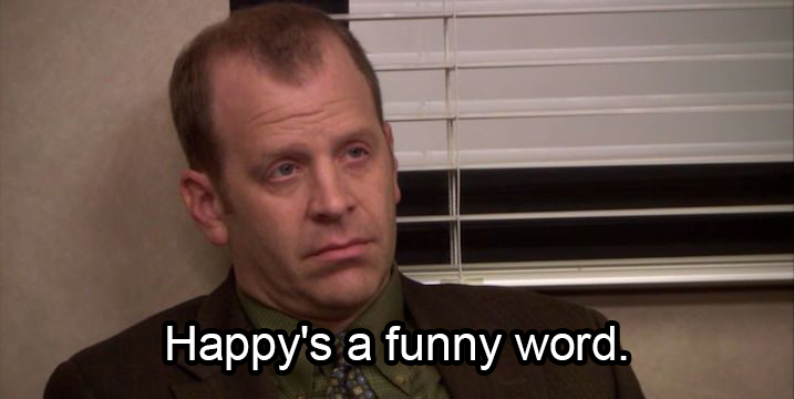 Toby Flenderson Quotes from The Office About Having the