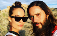 Chloe Bartoli, Jared Leto, Selfie