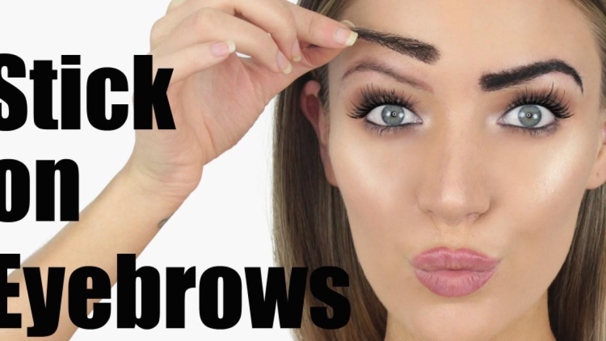 eyebrow wig