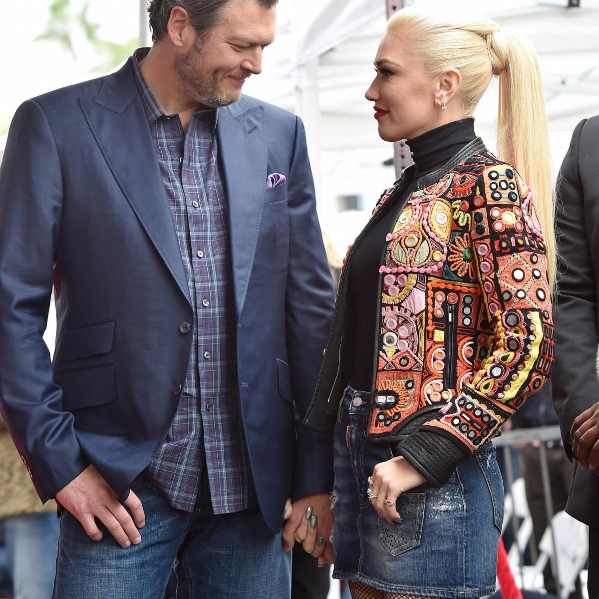 Gwen Stefani's Ex Gavin Rossdale Caught in the Middle of Blake Shelton Split (EXCLUSIVE)