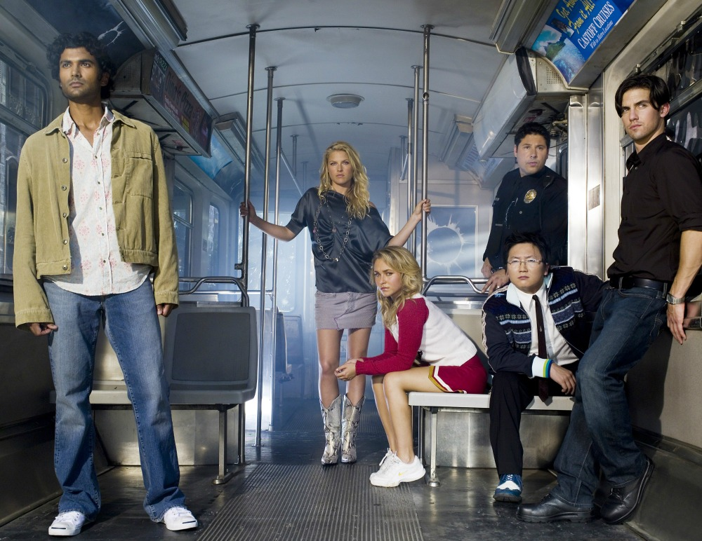 heroes cast getty