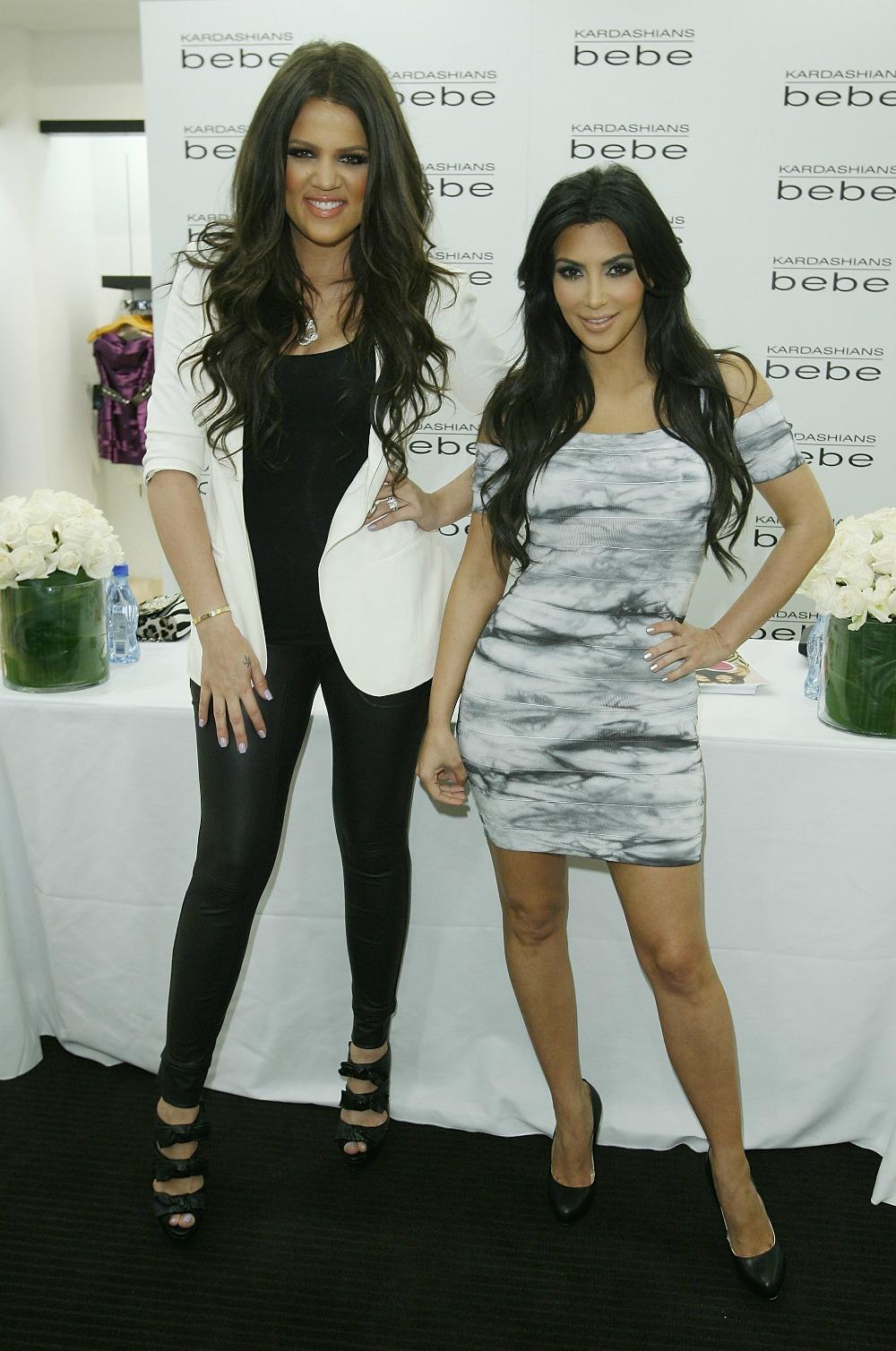 kim khloe kardashian getty images