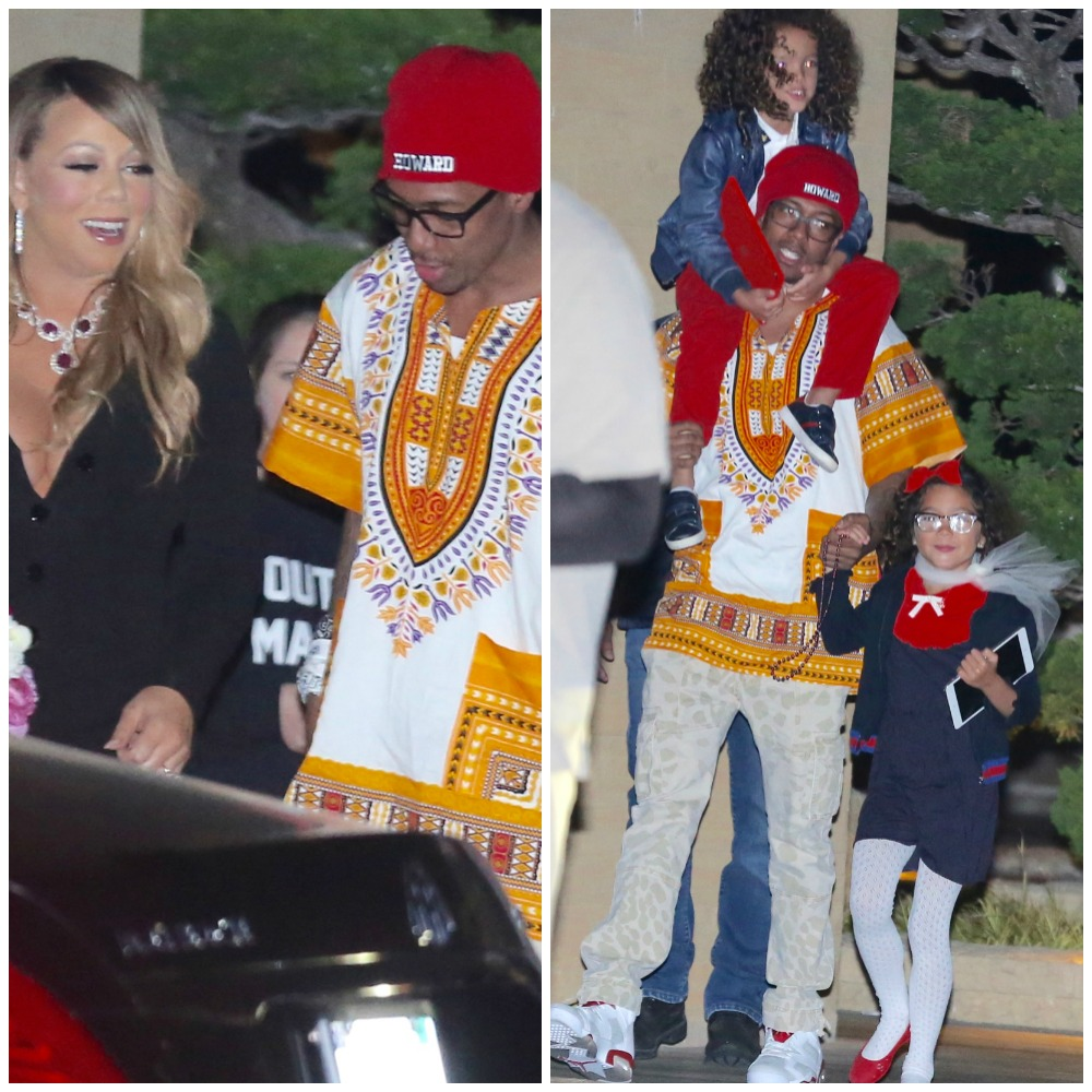 mariah carey nick cannon splash