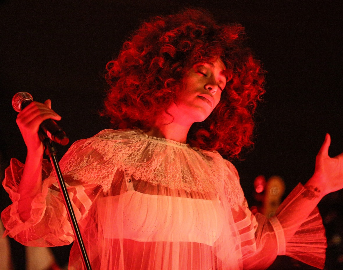 solange knowles getty images