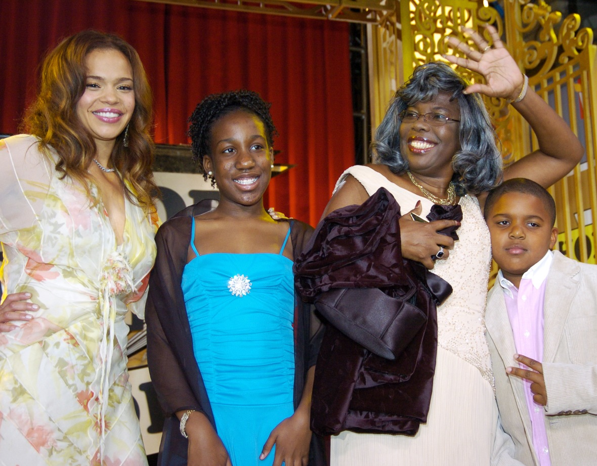 t'yanna wallace and christopher jr. wallace getty images