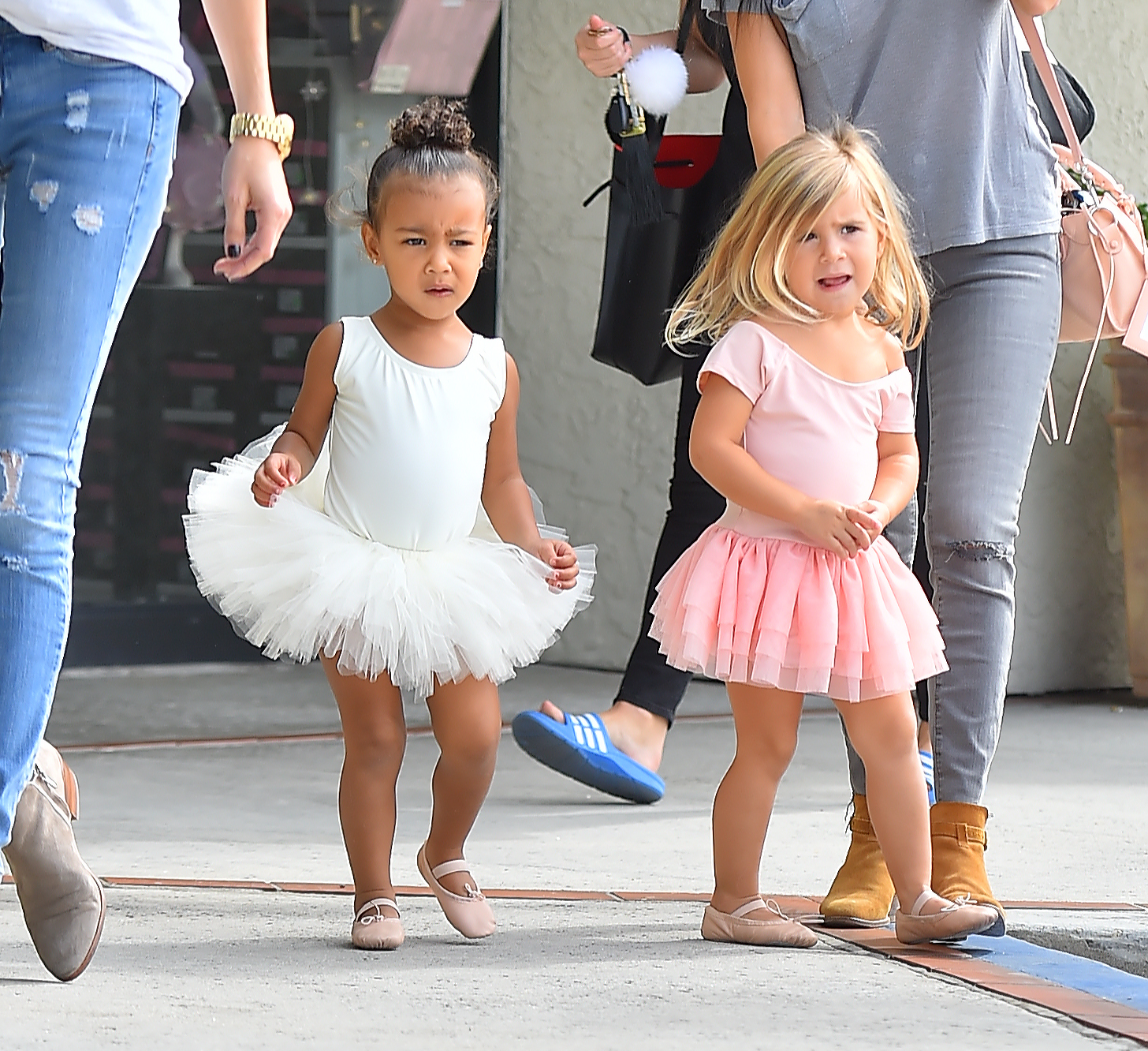 b5f4c72f8aae North West and Penelope Disick Celebrate Birthdays With Moana-Themed ...