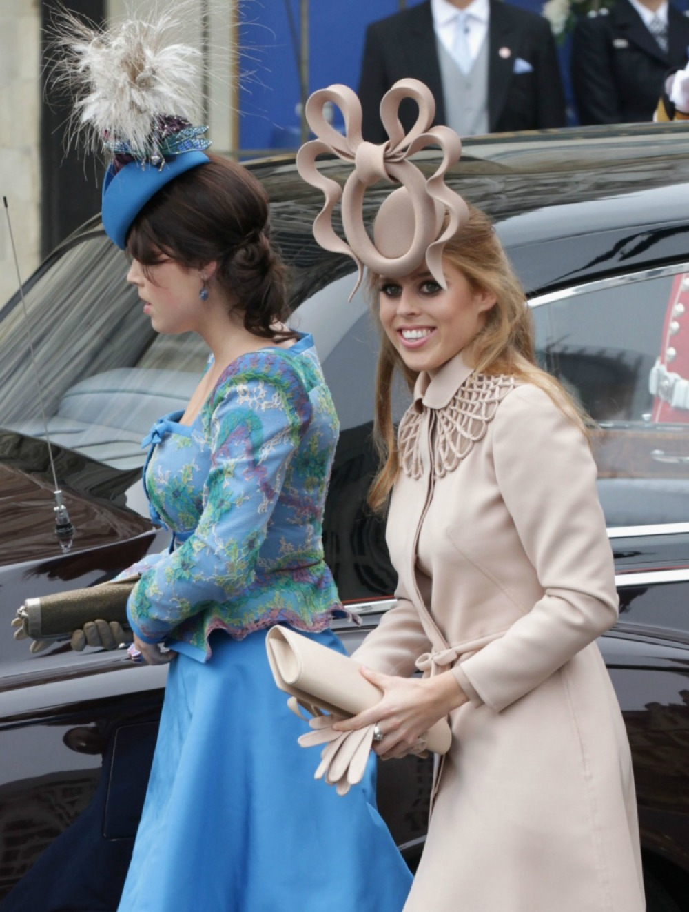princess beatrice getty