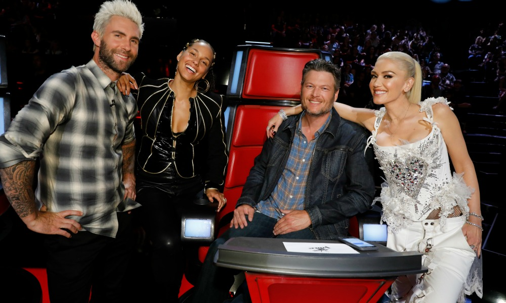 the voice getty