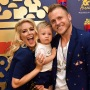 Heidi Montag and Spencer Pratt Hold Son Gunner at 2019 MTV Movie and TV Awards