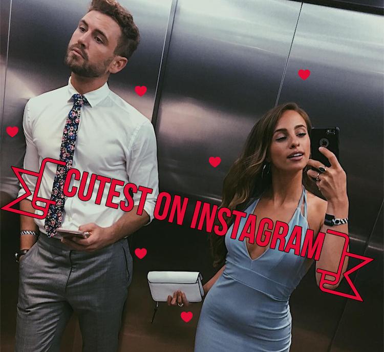 best celebrity couples instagram winners