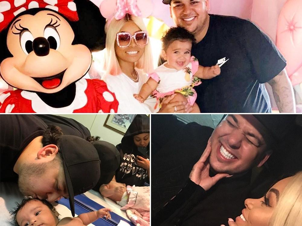 blac chyna rob kardashian celebrity couple