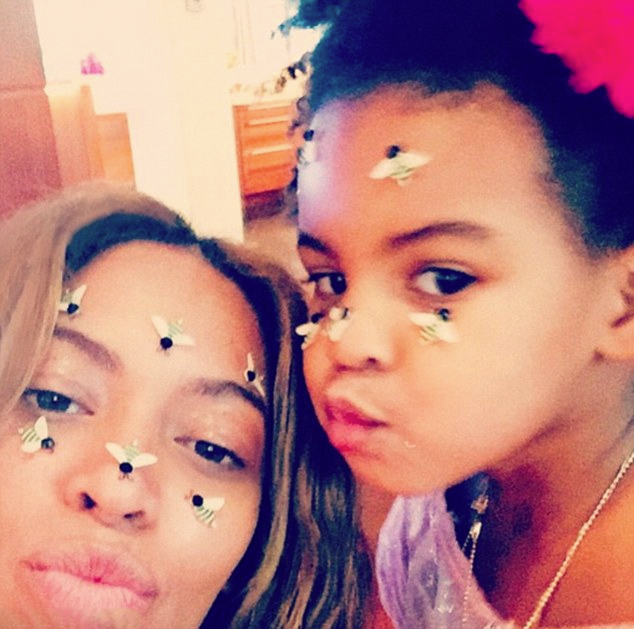blue ivy meaning