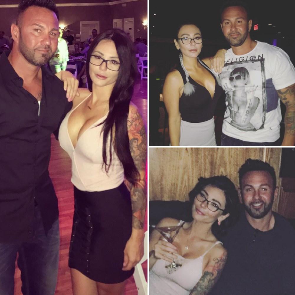 jwoww roger mathews celebrity couple