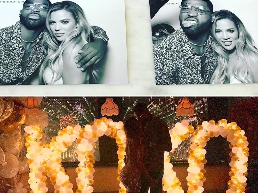 khloé kardashian tristan thompson celebrity couple