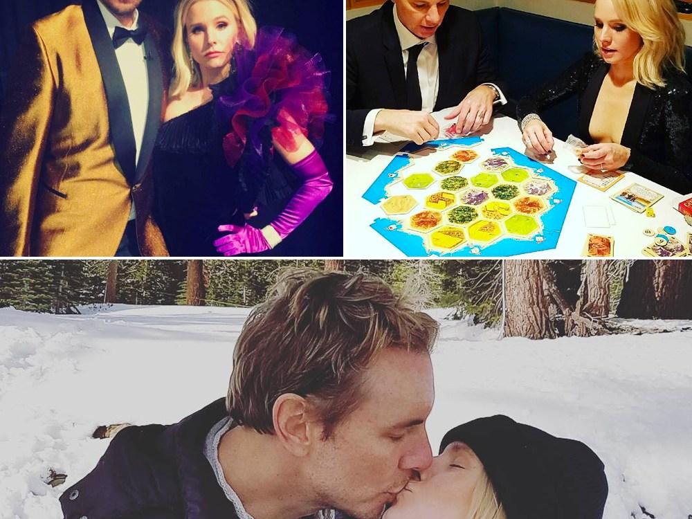 kristen bell dax shepard celebrity couple