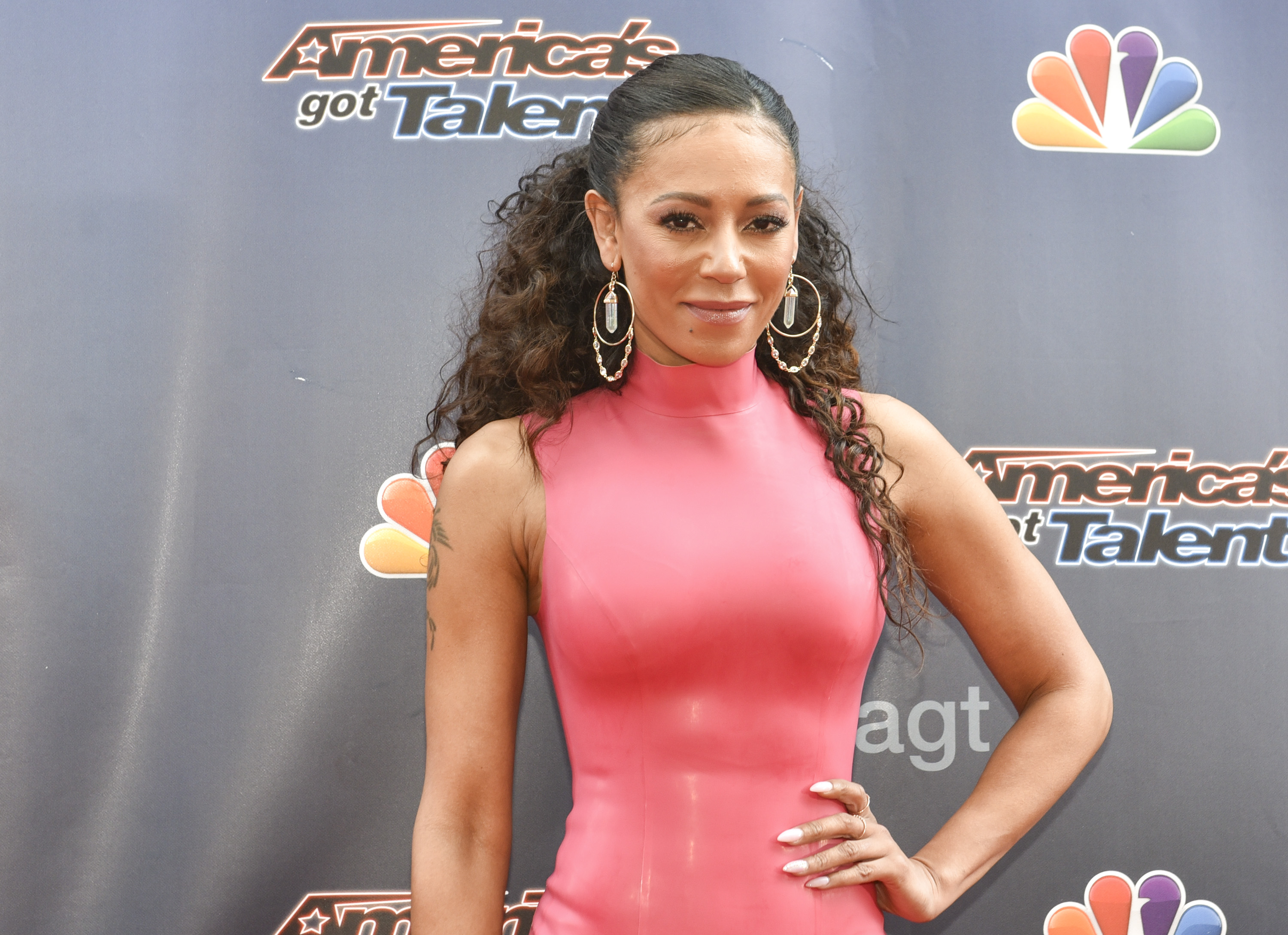 Mel B Dropped 30 Pounds Proving There's Nothing Scary Spice Can't Do
