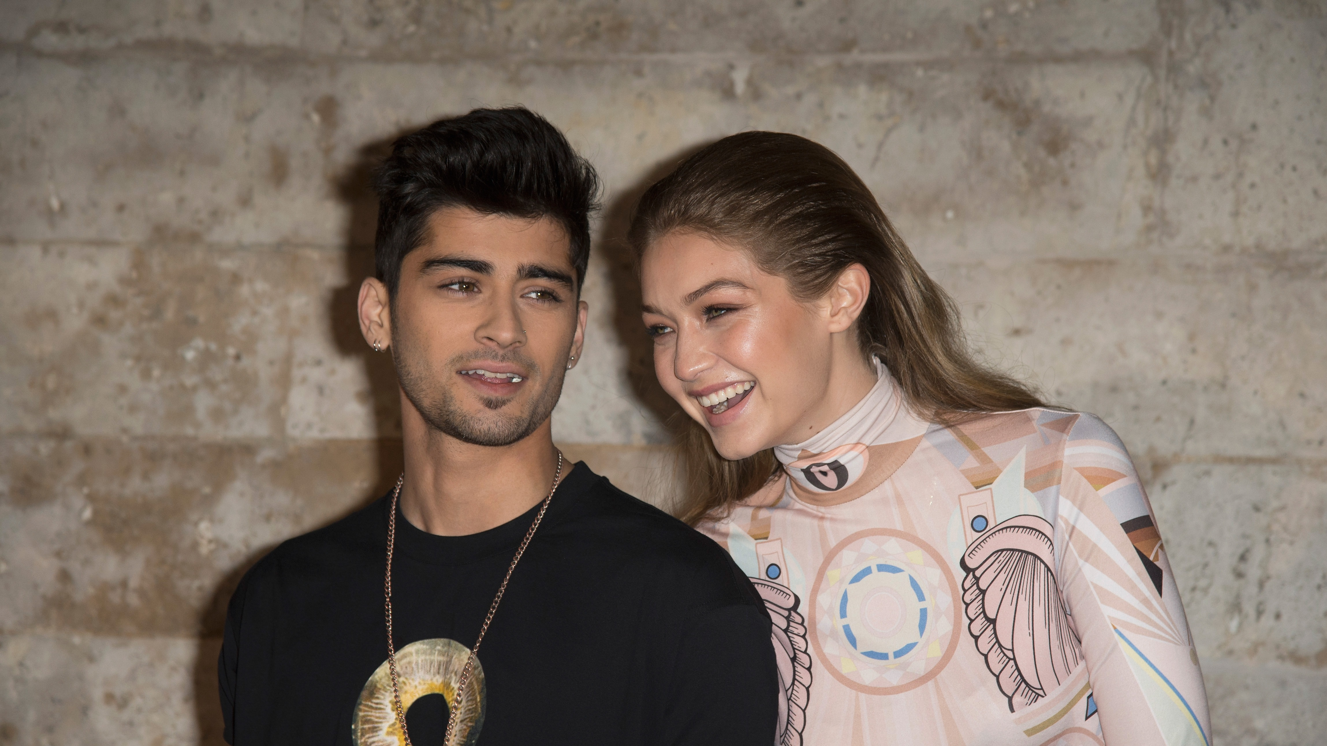 Zayn And Gigi