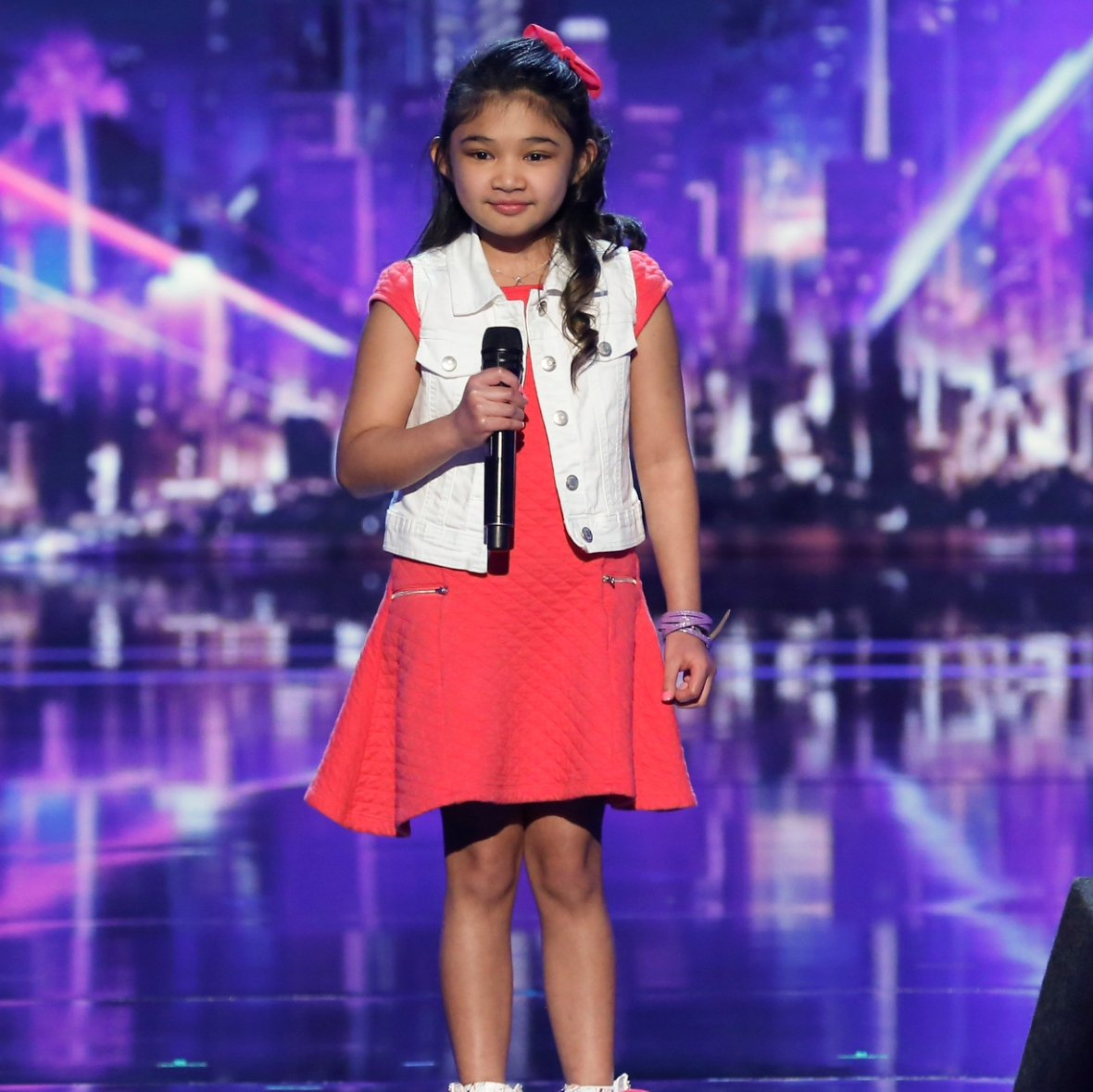 angelica hale getty images