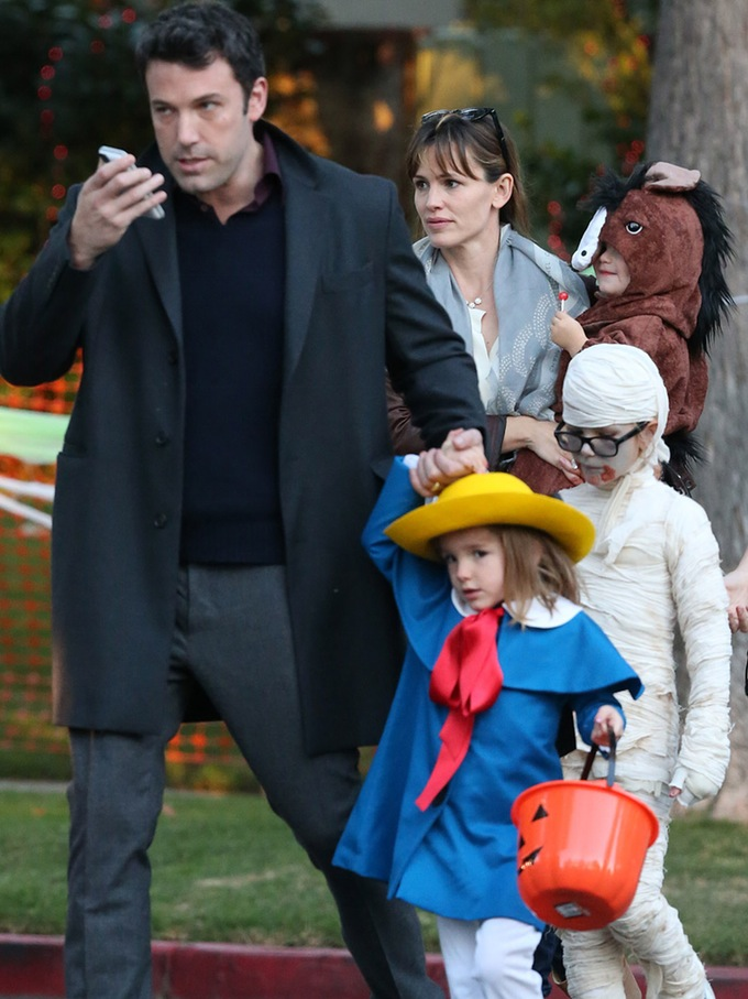 ben affleck jennifer garner kids