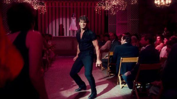 dirty dancing - patrick dancing