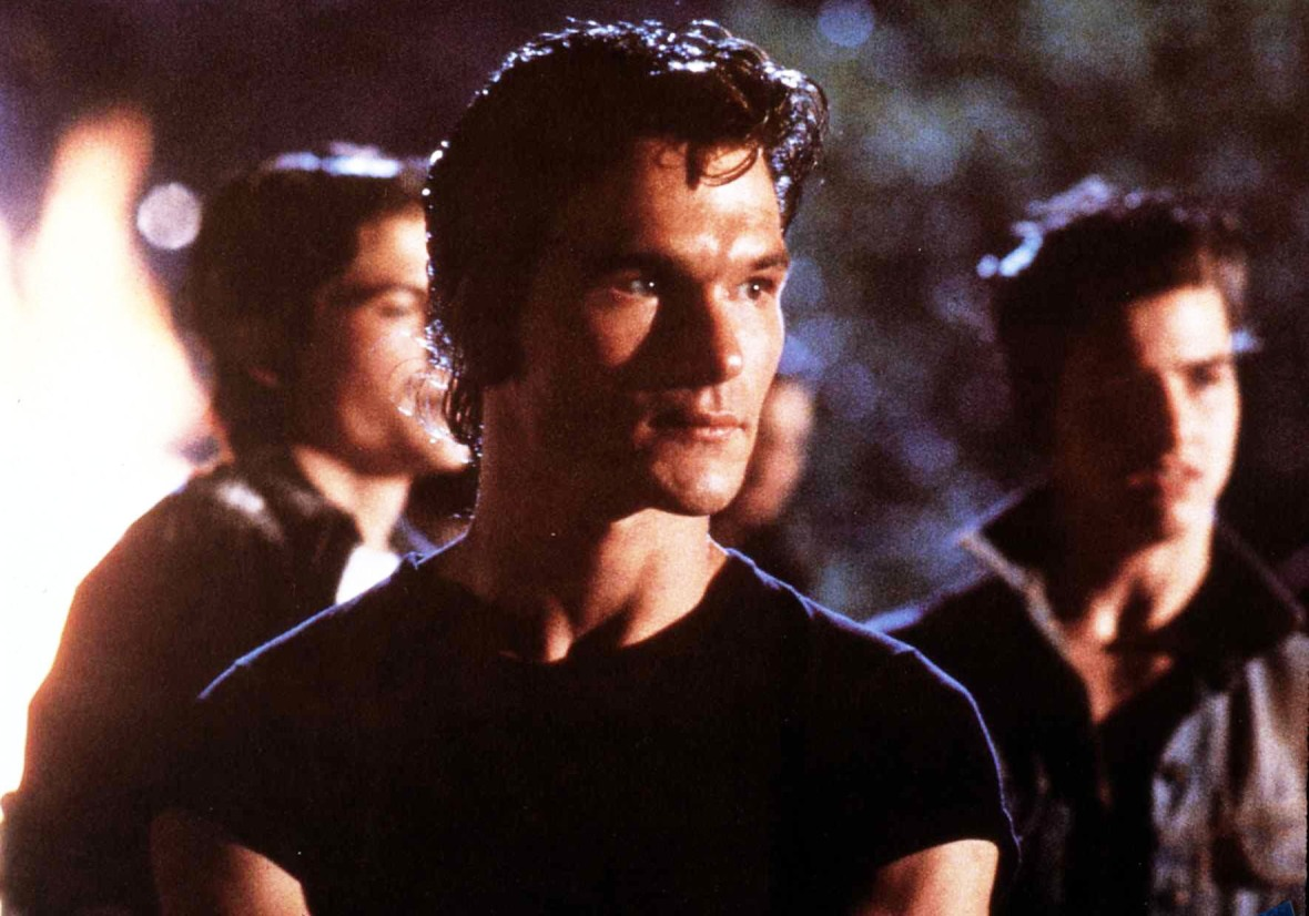 dirty dancing - the outsiders