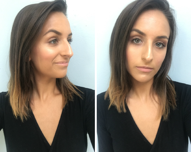how to apply highlighter 4