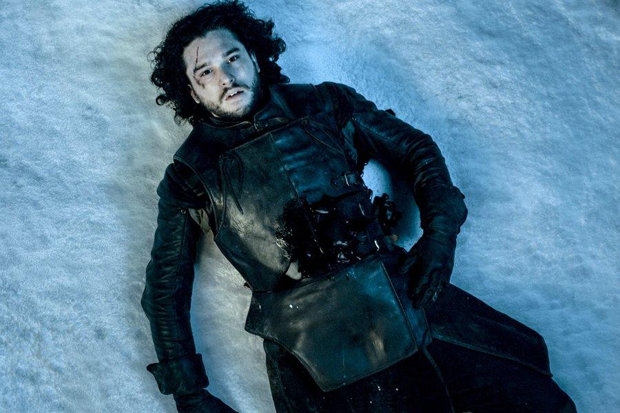 jon snow dies