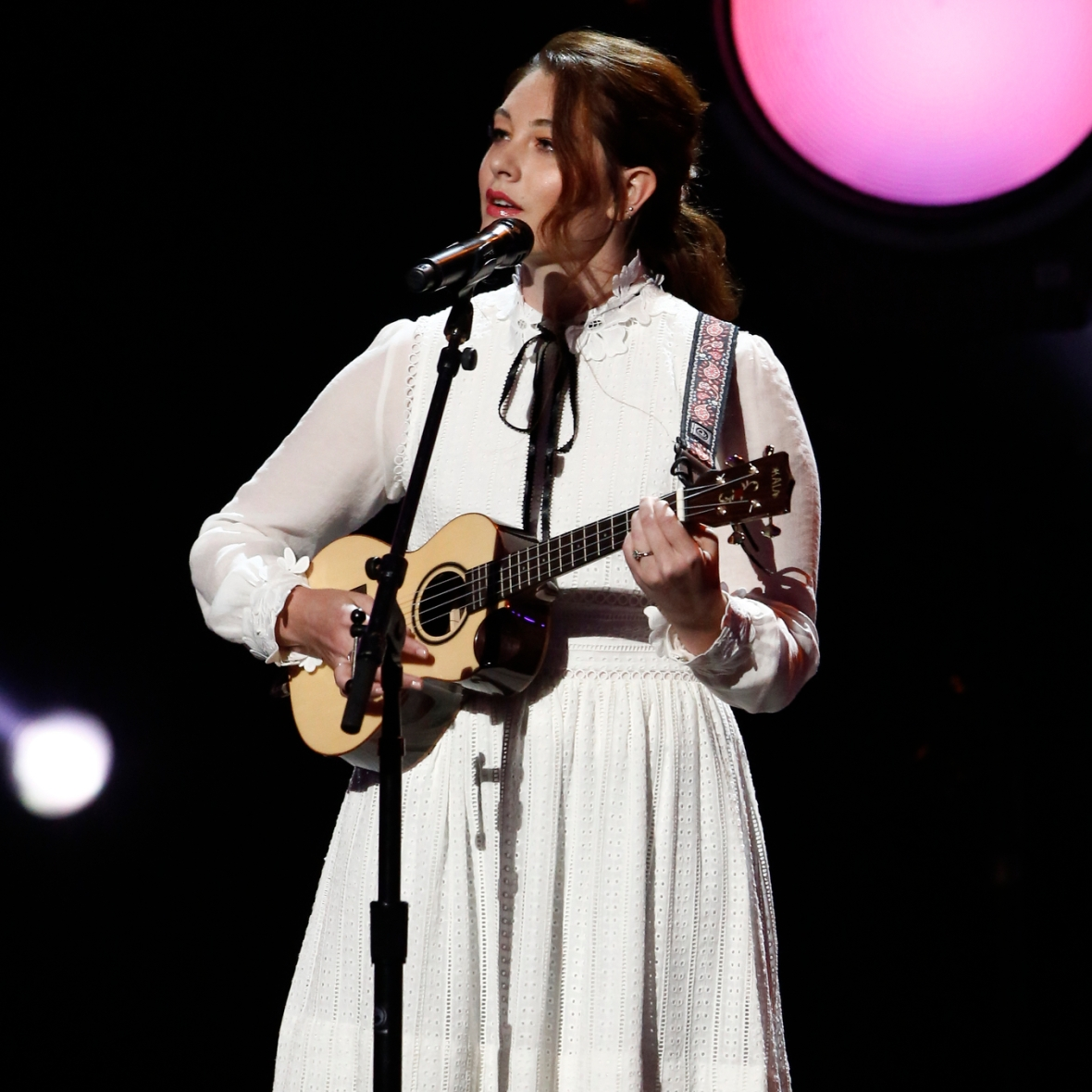 mandy harvey getty images