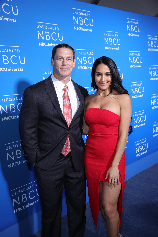Nikki Bella And John Cena Wedding.Nikki Bella Dishes On Upcoming Wedding With John Cena Will It Be
