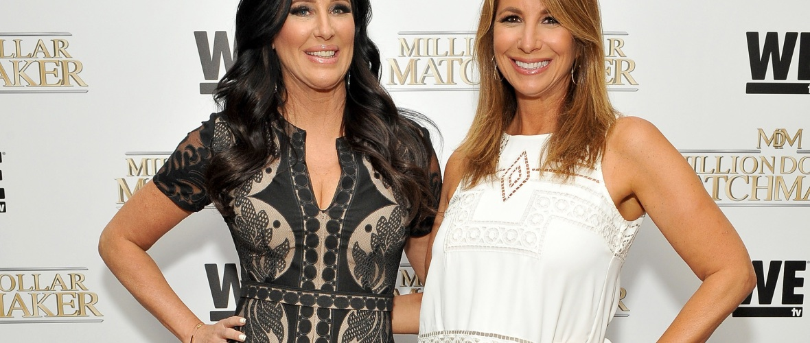 patti stanger jill zarin bethenny frankel getty images